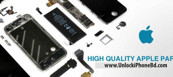 Buy iPhone Parts in Bangladesh