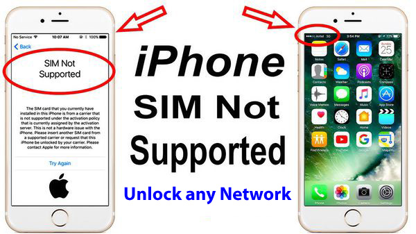 unlock iphone any network
