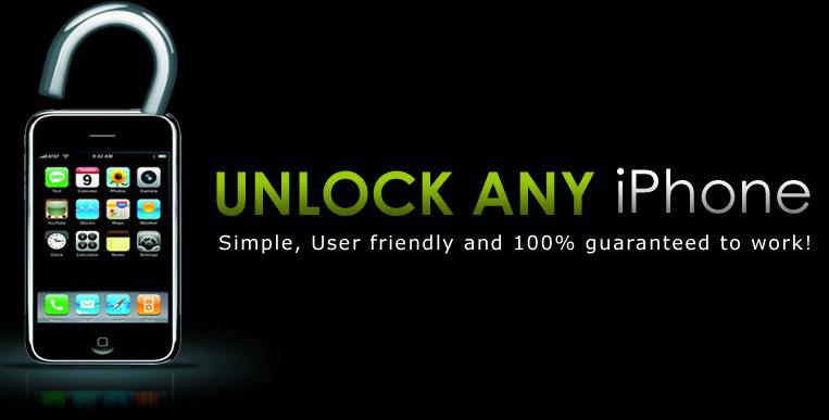 Unlock iPhone BD